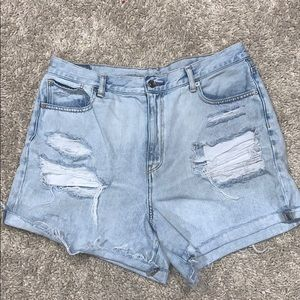 American Eagle Mom Shorts